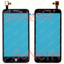 """Touch screen Alcatel ONE TOUCH Pop Pixi 3 5015D 5,0"""" Vetro Vetrino Nero"""