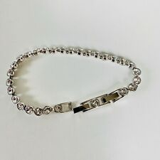 Ladies Swarovski Stainless Steel Emily Bracelet 1808960