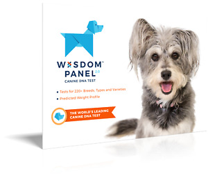 100's SOLD! Wisdom Panel 2.0 DNA Breed Test  More than 350 breeds and varieties