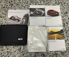 2016 Audi A3 S3 Owners Manuals