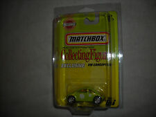 1998 Matchbox White's Guide To Collecting Figures Exclusive VW Concept Car #66