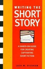 Writing the Short Story: A Hands-On Program, Bickham, Jack M., Acceptable Book