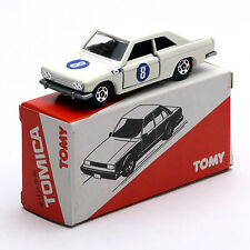TOMY ORIGINAL TOMICA No.1 NISSAN NEW BLUEBIRD SSS C. Made in Japan White ver.