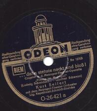 Kurt Seifert 1940: allora inventarti nuda e Bloss + siamo nato stare insieme