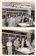 1945 North American Aviation Office Workers Retirement Party Cake Watch Photos