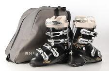 HEAD Edge +sx sx Damen Skischuhe Gr. 40-41 Schwarz black ski shoes
