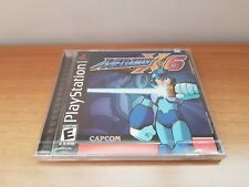[PS1] MEGAMAN X6 FACTORY SEALED