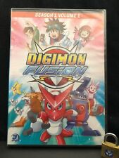 Digimon Fusion: Season 1, Volume 1 DVD