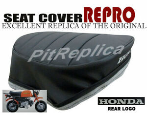 HONDA SEAT SADDLE COVER Z50J-III Z50 J III GORILLA *HEAT PRESSED* [AOLS]