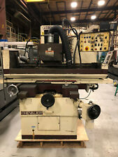 Chevalier Automatic Surface Grinder 12x24 Magnetic Chuck Fsg 3a1224h Sony Dro