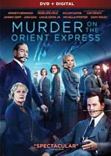MURDER ON THE ORIENT EXPRESS  JOHNNY DEPP DVD