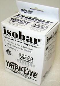 Tripp-Lite ISOBLOK 2-0 isobar Premium Surge Suppressor New