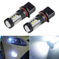 2x 80W P13W LED DRL Bulbs For Chevy Camaro 2010 2011 2012 Daytime Running Light