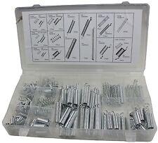 Ressort Assortiment Extension & Compression 150 pièces