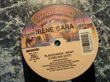 "Casablanca 12"" Record 33 record/Irene Cara/ Flashdance What A Feeling/ Nr Mint"