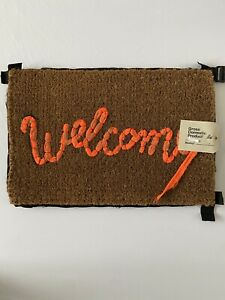 Banksy X Love Welcomes Mat (Official Gross Domestic Product)