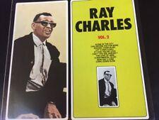 Mint Ray Charles Rare Italian Import