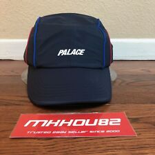 New Palace Skateboards Pipeline Shell Running Hat Cap Supreme Camp FW18 2018
