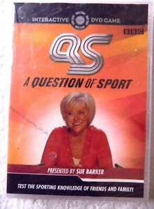 26116 DVD - A Question Of Sport DVD Game [NEW / SEALED]  2006  2EDVD0095