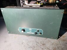 Altec 1590b 200W Monoblock Power Amplifier, Used in Forest Gump Movie