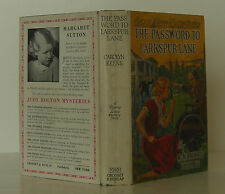 CAROLYN KEENE The Password to Larkspur Lane FIRST EDITION