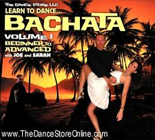 Learn to Dance Bachata Volume 1 by The Dance Store