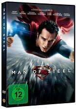 DVD: MAN OF STEEL mit Henry Cavill, Kevin Costner, Russell Crowe