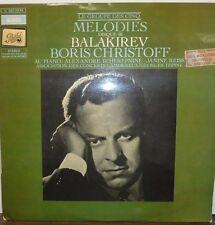 Le Groupe Des Cinq Melodies Disque III Balakirev Boris Christoff  100116LLE#2
