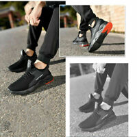 Men's Casual Sneakers Work Shoes Breathable Anti-Slip Shoes