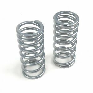 250-300lbs Progressive 375mm Tall  Coil Over Spring Set for 460 Shock