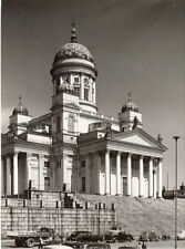 More details for helsinki, the great church - black & white real photo - unposted c.1950's