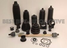 Rack & Pinion Bellow/Boot -6 PIECE KIT-IN STOCK-2 Boots 4 Clamps Vanden Plas XJR