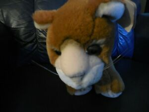 Plush Yomiko Lion Cub