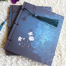 Chinois Vintage Carnet Cahier Bloc Feuille Papier Mémo Agenda Journal Notebook