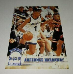 1993-94 NBA Hoops Anfernee Penny Hardaway Rookie RC #380 Orlando Magic