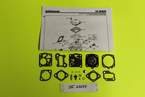 Partner F65 Chainsaw Carburetor Tillotson  HS189A Carb Kit