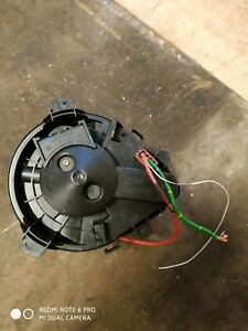 Peugeot 806 Heater Fan Complete Tested Working