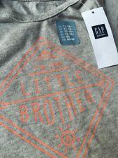 BABY GAP Boys Little Brother Vest Brand New 12-18 months