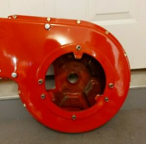 MTD/Craftsman chipper inner and outer Impeller assembly and shredder plate