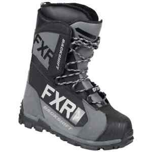 FXR Racing F19 Backshift Speed Mens Winter Sports Skiing Snowmobile Boots