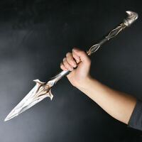 "Assassin's Creed Resin Spear of Leonidas 22.5""Cosplay Prop Blade of Leonida 57CM"