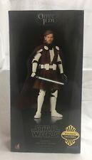 Star Wars Sideshow 1/6 Scale - General Obi-Wan Kenobi - EXCLUSIVE w/ Mailer Box