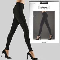 Wolford Alina Leggings S - black  ... aus leicht schimmerndem Jersey