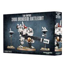 Tau Empire XV88 Broadside Battlesuit Warhammer 40k NEW