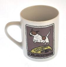 gussell - 1st classe Tasse - Magpie Mug par Charlotte AGRICULTEUR - Jack Terrier