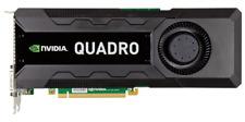 NVidia Quadro K5000 4096 Mo GDDR 5 PCIe x16 pleine hauteur (VCQK 5000)