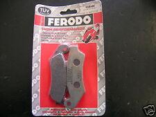 143 pair Brake Pads FERODO REAR HONDA NSR-VFR-RVF
