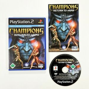 PlayStation 2 CHAMPIONS: RETURN TO ARMS dt. Norath/Action RPG/Hack'n Slay/Baldur