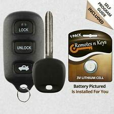 Car Transmitter Alarm Remote Control for 2003 2004 2005 2006 Toyota Camry Key