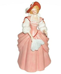 Brookes & Bentley ' Elizabeth ' by LENOX Figurine ornament  1st Quality
